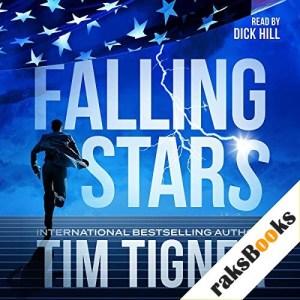 Falling Stars Audiobook By Tim Tigner cover art