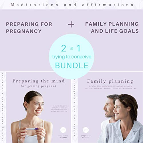 Preparing for pregnancy / Family planning and life goals Audiobook By Pregnancy Mindset cover art