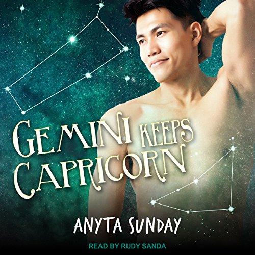 Gemini Keeps Capricorn Audiobook By Anyta Sunday cover art