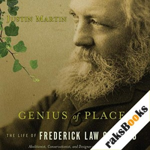 Genius of Place Audiobook By Justin Martin cover art