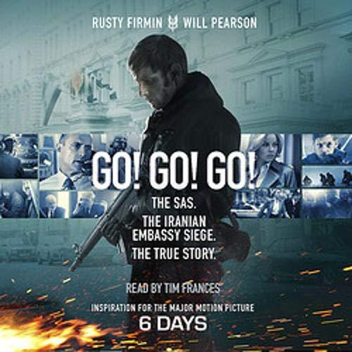 Go! Go! Go! Audiobook By Rusty Firmin, Will Pearson cover art