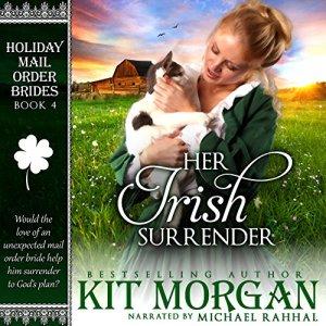 Her Irish Surrender Audiobook By Kit Morgan cover art