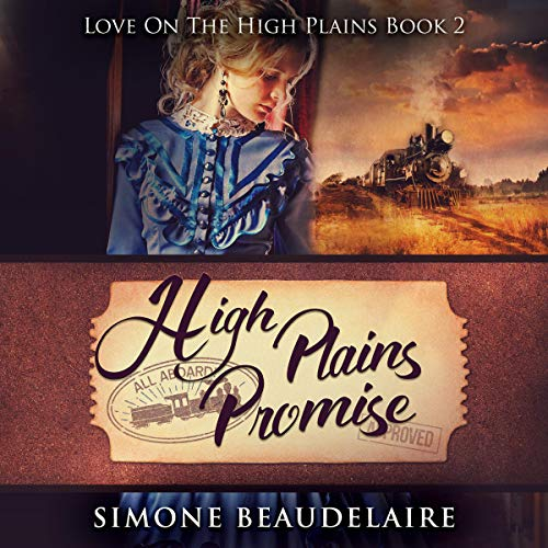 High Plains Promise Audiobook By Simone Beaudelaire cover art