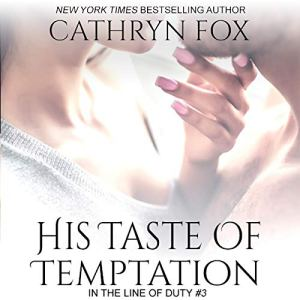 His Taste of Temptation Audiobook By Cathryn Fox cover art