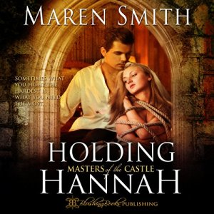Holding Hannah Audiobook By Maren Smith cover art