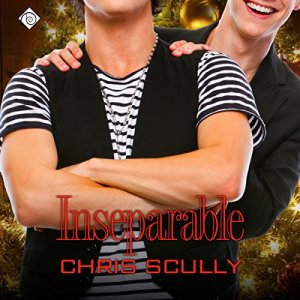 Inseparable Audiobook By Chris Scully cover art
