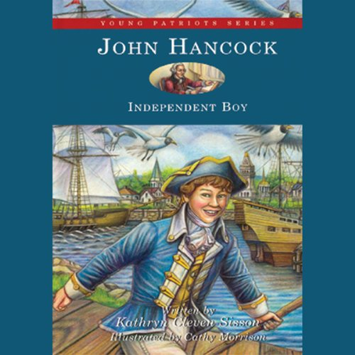 John Hancock Audiobook By Kathryn Cleven Sisson cover art