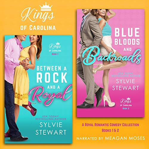 Kings of Carolina Box Set: Books 1 and 2 Audiobook By Sylvie Stewart cover art