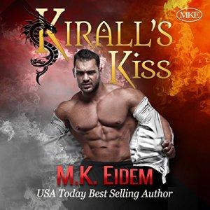 Kirall's Kiss Audiobook By M.K. Eidem cover art