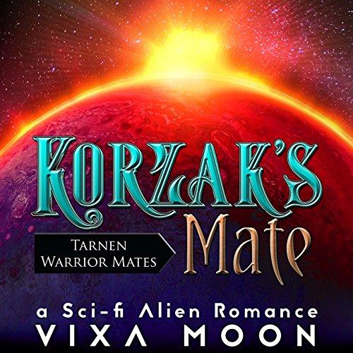 Korzak's Mate Audiobook By Vixa Moon cover art