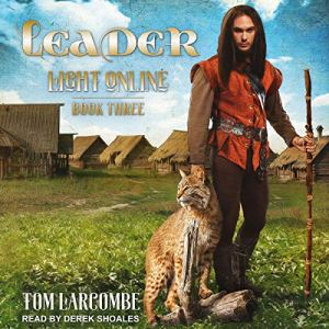 Leader Audiobook By Tom Larcombe cover art