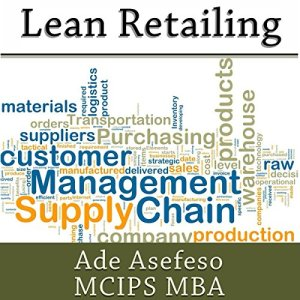 Lean Retailing Audiobook By Ade Asefeso MCIPS MBA cover art