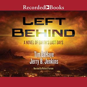 Left Behind Audiobook By Tim LaHaye, Jerry B. Jenkins cover art