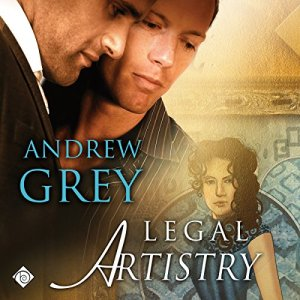 Legal Artistry Audiobook By Andrew Grey cover art