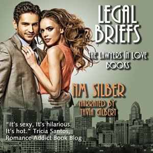 Legal Briefs Audiobook By N.M. Silber cover art