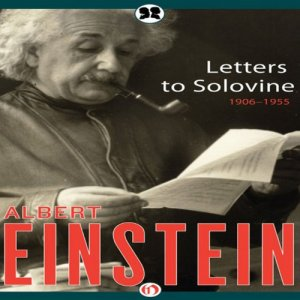 Letters to Solovine Audiobook By Albert Einstein cover art