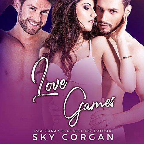 Love Games Audiobook By Sky Corgan cover art