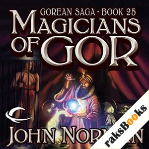 Magicians of Gor Audiobook By John Norman cover art