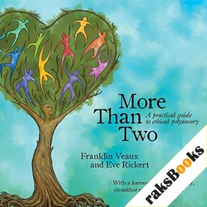 More than Two Audiobook By Franklin Veaux, Eve Rickert cover art