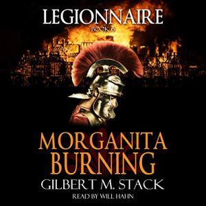 Morganita Burning Audiobook By Gilbert M. Stack cover art