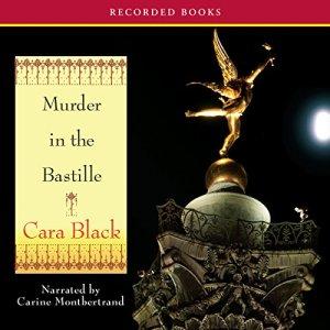 Murder in Bastille Audiobook By Cara Black cover art