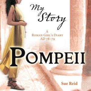 My Story: Pompeii Audiobook By Sue Reid cover art