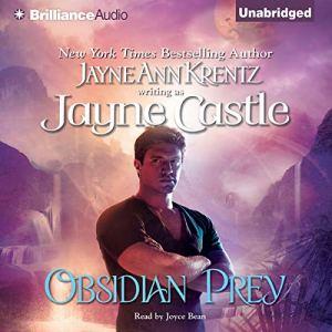 Obsidian Prey Audiobook By Jayne Castle cover art