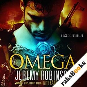 OMEGA (A Jack Sigler Thriller - Book 5) Audiobook By Jeremy Robinson, Kane Gilmour cover art