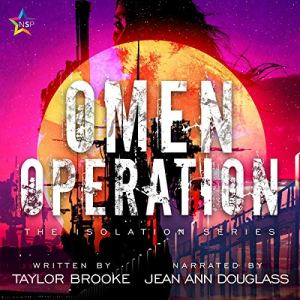 Omen Operation Audiobook By Taylor Brooke cover art