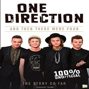 One Direction Audiobook By Jessica Toyne, Go Entertain cover art