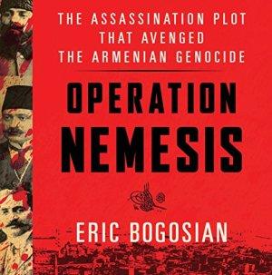 Operation Nemesis Audiobook By Eric Bogosian cover art