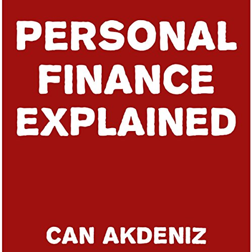 Personal Finance Explained Audiobook By Can Akdeniz cover art