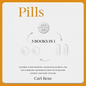 Pills: 3 Books in 1 Bundle Audiobook By Carl Bene cover art