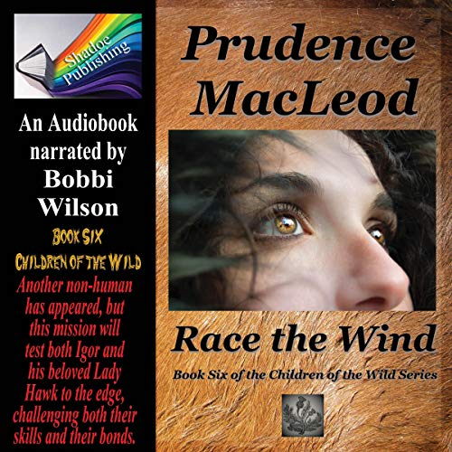 Race the Wind Audiobook By Prudence MacLeod cover art