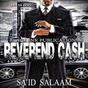 Reverend Cash Audiobook By Sa'id Salaam cover art