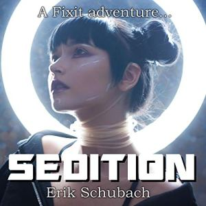 Sedition Audiobook By Erik Schubach cover art