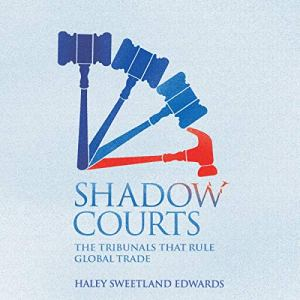 Shadow Courts Audiobook By Haley Sweetland Edwards cover art