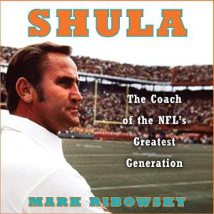 Shula Audiobook By Mark Ribowsky cover art