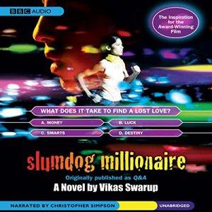Slumdog Millionaire Audiobook By Vikas Swarup cover art