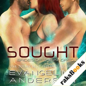 Sought Audiobook By Evangeline Anderson cover art