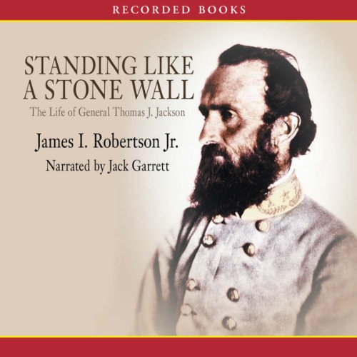 Standing Like a Stone Wall Audiobook By James Robertson cover art