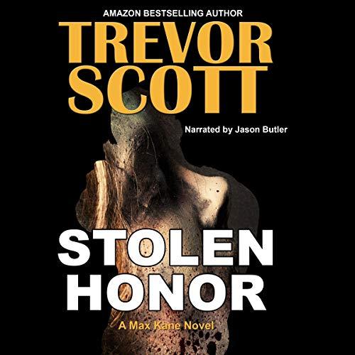 Stolen Honor Audiobook By Trevor Scott cover art