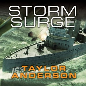 Storm Surge Audiobook By Taylor Anderson cover art