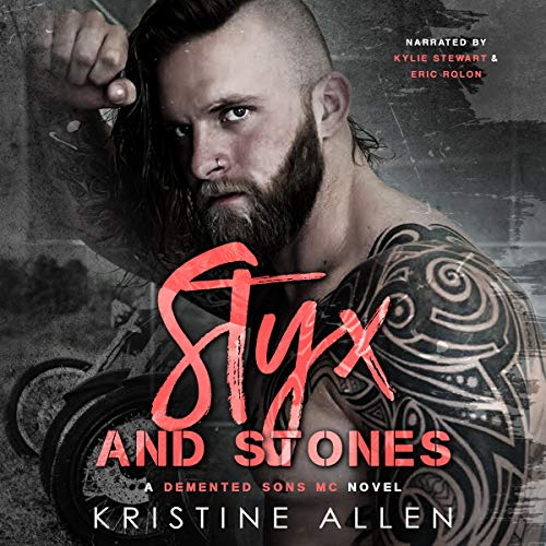Styx and Stones Audiobook By Kristine Allen cover art