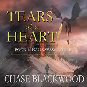 Tears of a Heart Audiobook By Chase Blackwood cover art