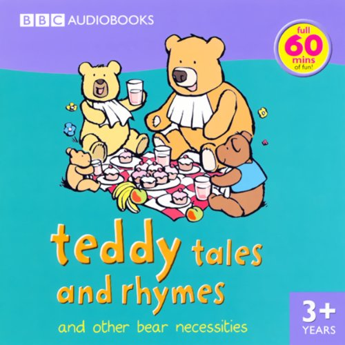Teddy Tales and Rhymes Audiobook By BBC Audiobooks cover art
