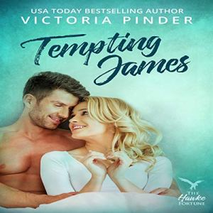 Tempting James Audiobook By Victoria Pinder cover art