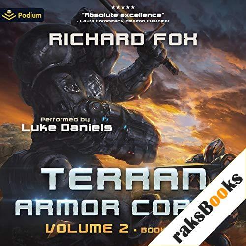 Terran Armor Corps: Volume 2 Audiobook By Richard Fox cover art