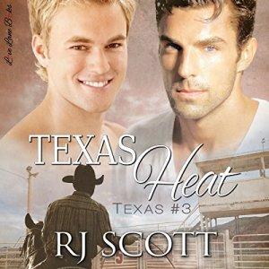 Texas Heat Audiobook By RJ Scott cover art