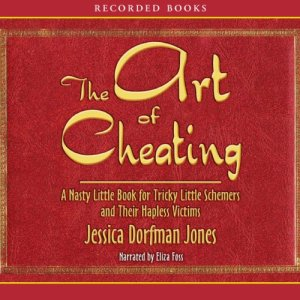 The Art of Cheating Audiobook By Jessica Jones cover art